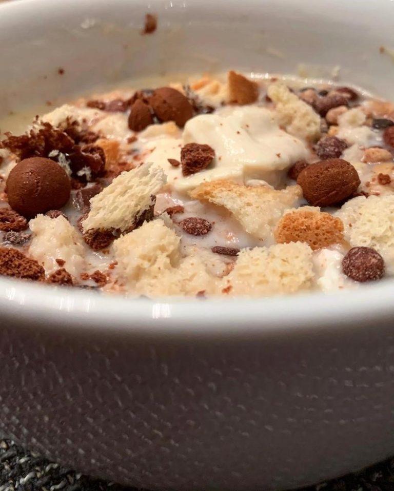 Rezeptbild Protein Pudding Bowl