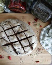 Rezept für Das Rustikale Superfood Brot