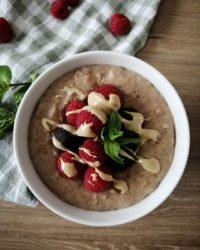 Rezept für Protein Puddingoats simple