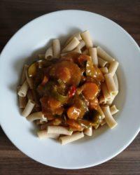 Rezept für Schnelles Nudeln Gericht mit Sedani FeelingOK