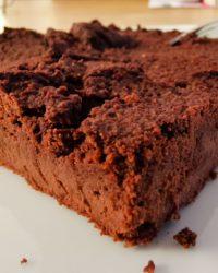 Rezept für Vegane Schoko Brownies