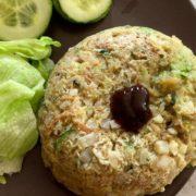 Rezept für Veganer Protein Gemüse Mugcake