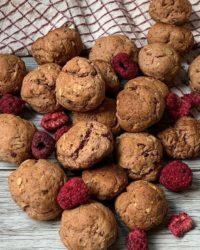 Rezept für Cookie Protein Balls vegan