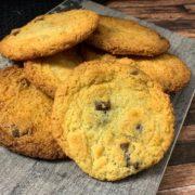 Rezept für XXL Keto Cookies