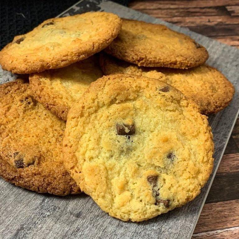 Rezeptbild XXL Keto Cookies