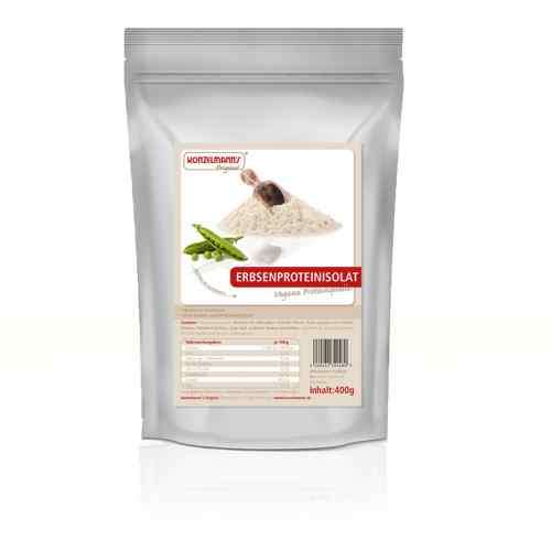 erbsenproteinisolat lower carb backzutat