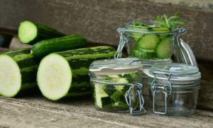 Zucchini die Allzweckwaffe in der mediterranen Küche