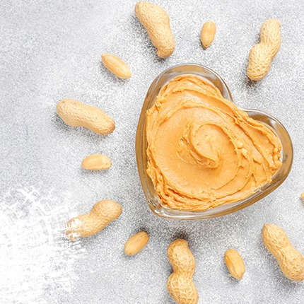 It's Peanut Butter Time