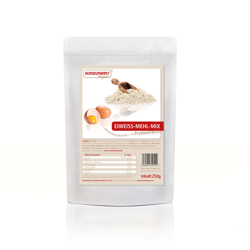 Lower Carb Eiweiss Mehl Mix 250g
