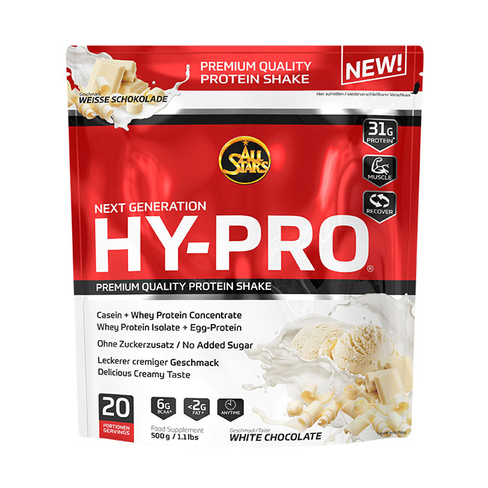 ALL STARS Hy-Pro 85 Protein 500g Beutel