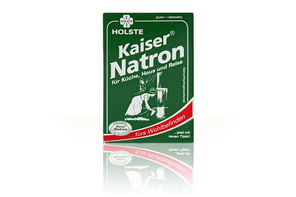 Kaiser Natron Natriumhydrogencarbonat