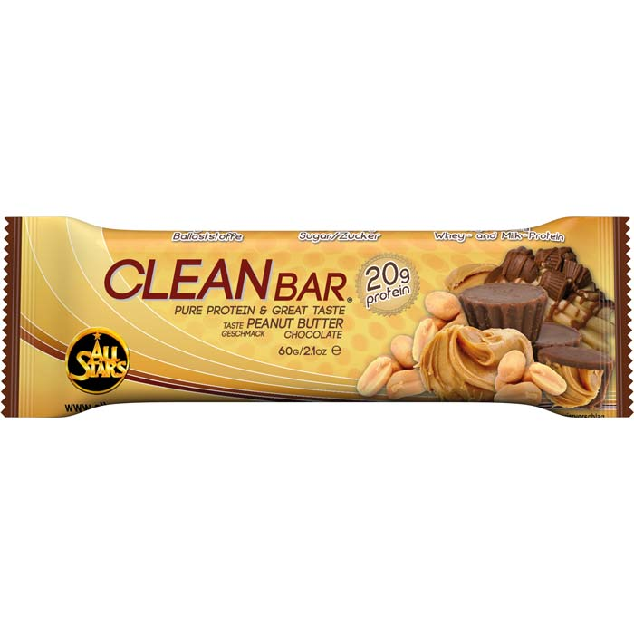 Clean Bar All Stars Riegel 60g