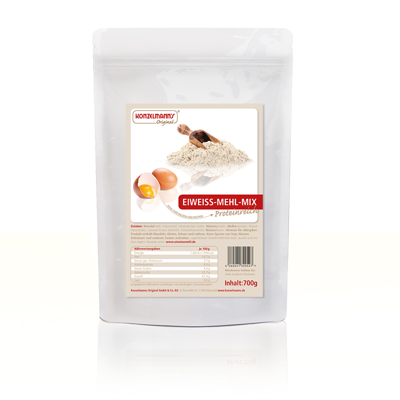 Lower Carb Eiweiss Mehl Mix 700g