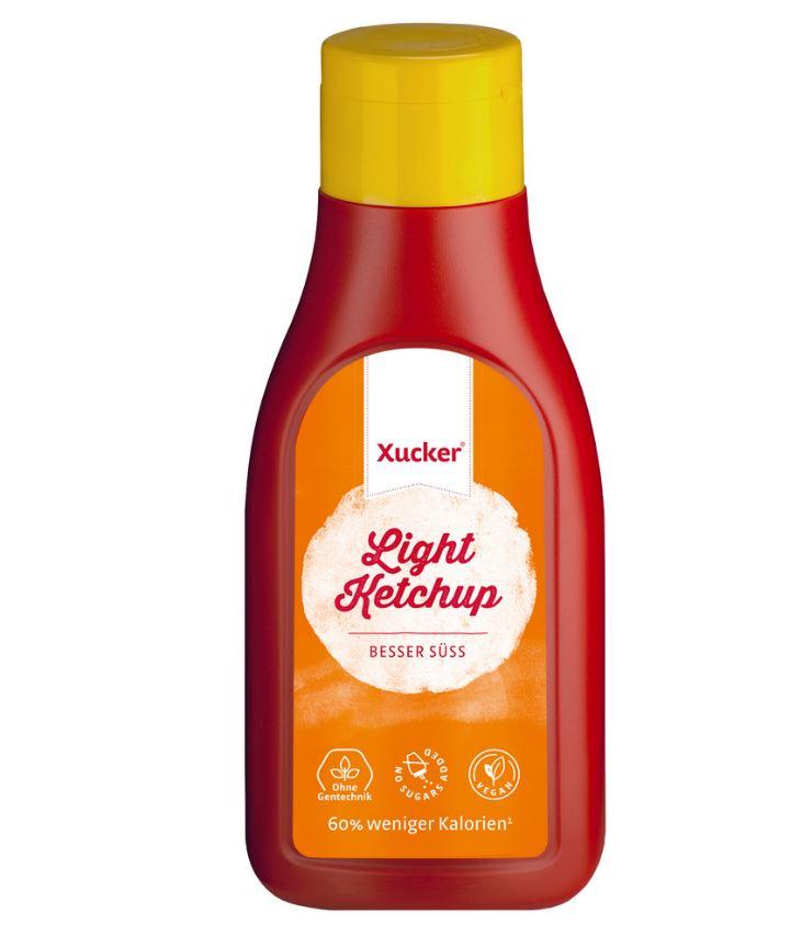 Erythrit Ketchup von Xucker