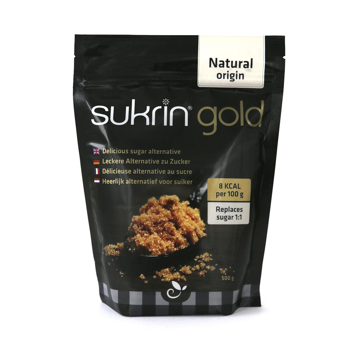 Sukrin Gold brauner Zuckerersatz