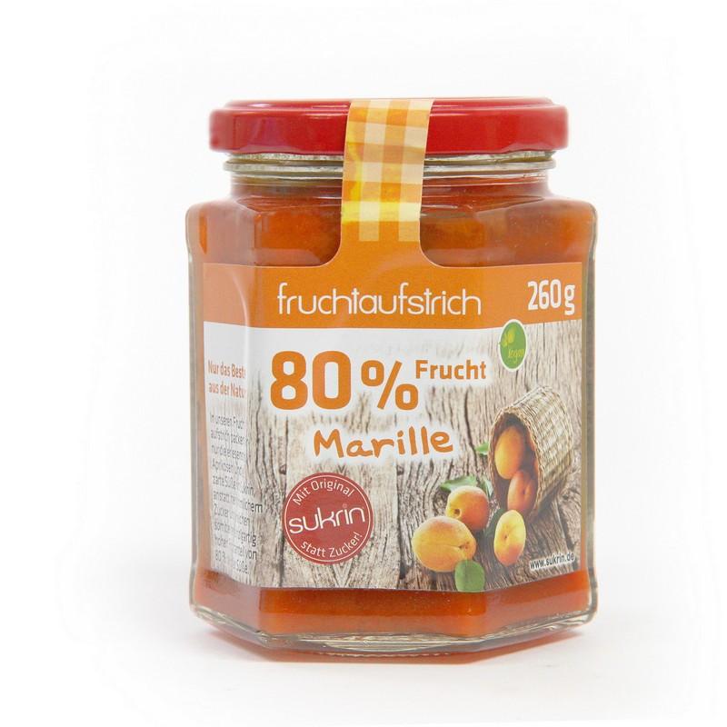 Sukrin Fruchtaufstrich Marille