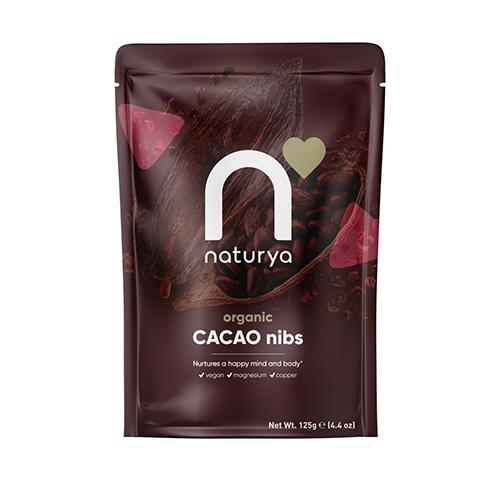 Naturya Cacao Nibs Vegan und glutenfrei 125g